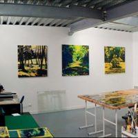 Philippe Fabian, l'atelier
